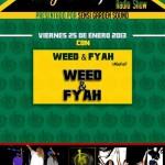 Kingstongrado VOL. 43 Sensi Garden con Weed&Fyah Sound.