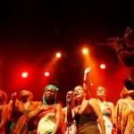 III Aniversario de Sisters Sing The Reggae Queens el 8 de Marzo en la Sala Copérnico de Madrid