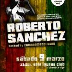 Próximamente Roberto Sánchez y Zaramandi Band en la Sala Iguana de Vigo
