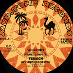 """Weed out"": nuevo disco de Cornell Campbell y Zvuloon Dub System"