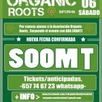 Organic Roots Festival : Aba Shanti cancelado. Nueva confirmacion, Soom T