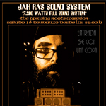Próximas Sesiones de Jah Ras Sound System – The Uprising Roots Warrior