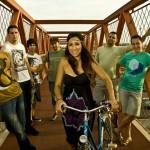 """La banda valenciana Black Rice presenta su primer clip """"Falling Down"""""""