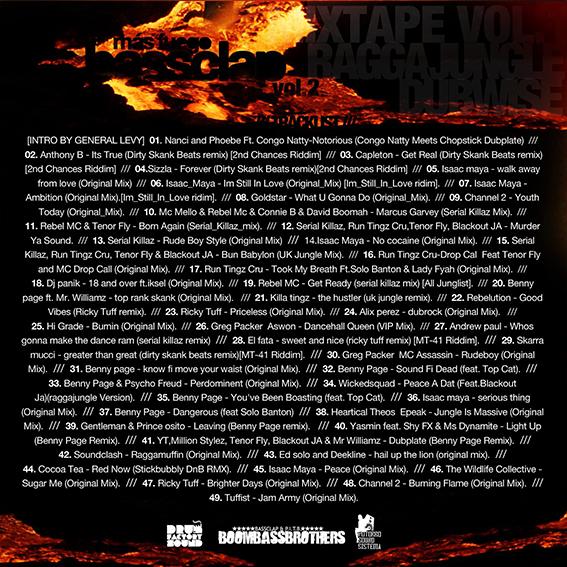 mas fuego tracklist