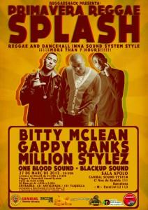 primavera reggae splash flyer
