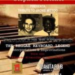 El 16 de marzo tributo a Jackie Mitto a cargo de Steve Fletcher en el Juanita Club de Valencia