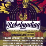 Rebelmadiaq Sound celebra diez años de historia con sendas fiestas en Barcelona y Granada