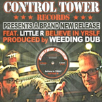 "Weeding Dub junto a Little R. presentan ""Believe in YRSLF"""