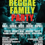 The Big Reagge family party II, 30 de Abril