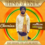 Chronixx thanks and praise