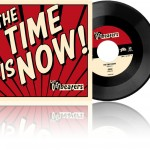 Los Offbeaters – The Time Is Now, 7″ EP