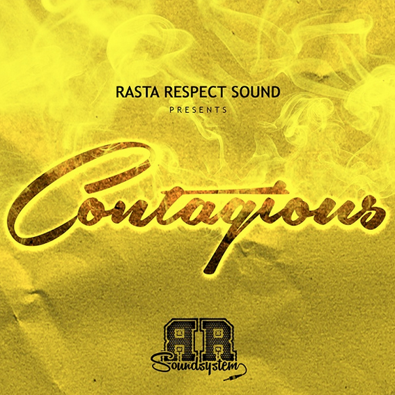 Rasta Respect sound contagious cover