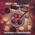 Snoop lion Ashtrays & Heartbreaks