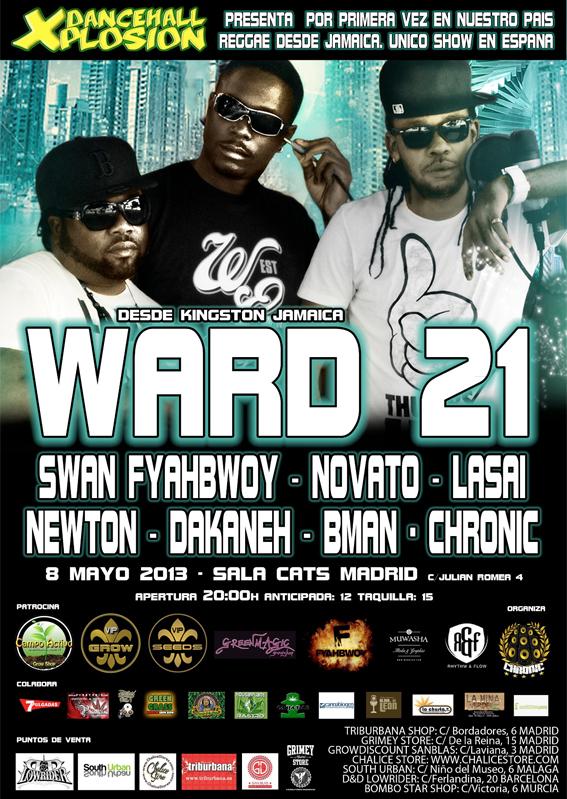 madrid ward 21