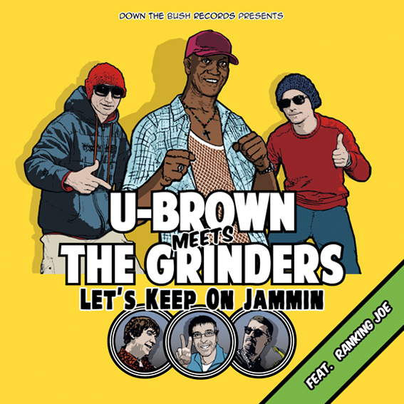u-bown the grinders cover