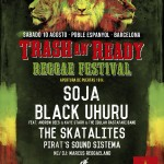 Confirmado el cartel del festival Trash'n Ready en Barcelona