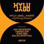 "Hylu & Jago, junto a R. Kent, presentan ""Uplifting Riddim"""