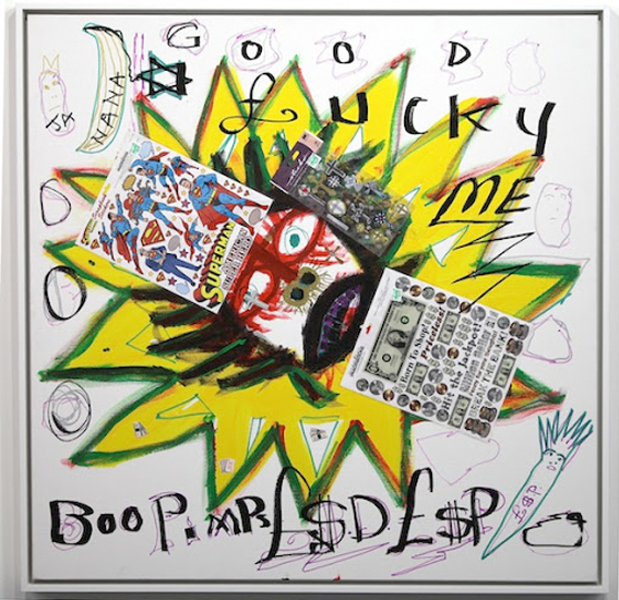 lee perry art