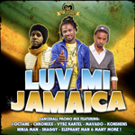 "MIX ACTUAL #29: LUV MESSENGER SOUND ""Luv Mi Jamaica"""