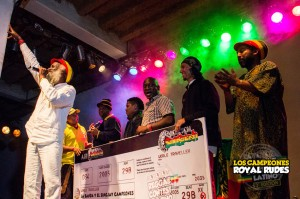 Royal Rudes y Black Talent, ganadores del Reggae Contest Latino 2013