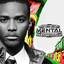 Reseña del disco Mental Maintenance de Konshens
