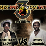 "MIX ACTUAL #24: ZOKO SELEKTAH ""Reggae Kombat Vol. 3"""