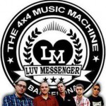 Audio Luv Messenger sound «Rise in Europe Italy»
