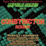 Daddy Cobra presenta «Constrictor Riddim» como la segunda entrega de su Reptile Series