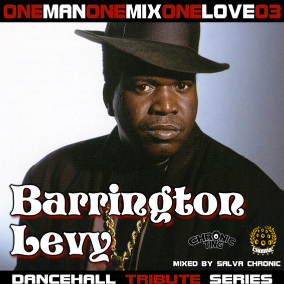 chronic sound barrington levy