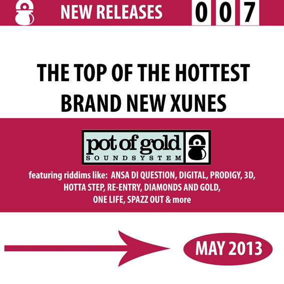 pot of gold new releases portada
