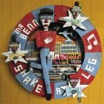Mr. Benn nos presenta la salida a mercado de su LP debut «Shake A Leg»