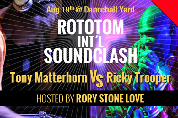 rototom soundclash