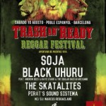 Trash An' Ready Reggae Festival, todo un éxito