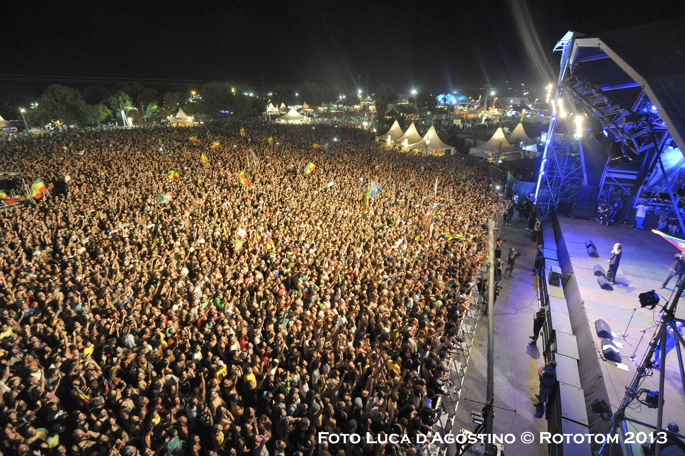 Main Stage / Damian Marley