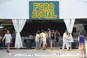 Foro social / Frack you!