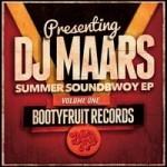 """DJ Maars presenta """"Summer Soundbwoy EP"""""""