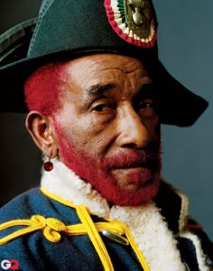 Lee Scratch Perry nos visita en Marzo