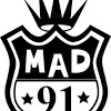 Mad91 presenta el nuevo video del grupo Mad Division.