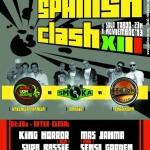 Spanish Clash XIII. 1 de Noviembre, Sala Taboo. Ven por 6€ con tu ACR Card