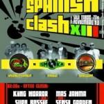 Video promo del Spanish Clash XIII. 1 de Noviembre en Sala Taboo, ven por 6€ con tu ACR Card