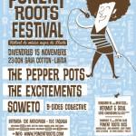 2º Ponent Roots Festival. Ven por 10€ con tu ACR Card