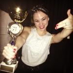 Entrevista de Sixtars a Irie Queen tras el European Dancehall Queen Contest