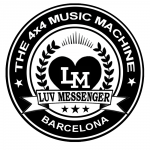 "Luv Messenger. Audio de su sesión en ""The Jungle"" (Madrid)"