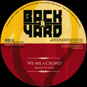 We are a Crowd es el nuevo single de Bass culture Players y Javier Ochoa