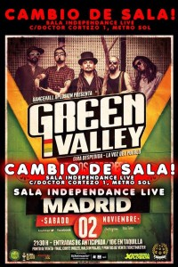 Green valley independance