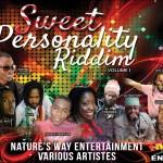Sweet personality Riddim (vol 1), con Jah Cure, Chezidek o Lutan fyah se convierte en disco