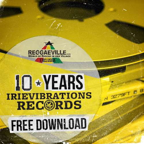 irie vibrations records