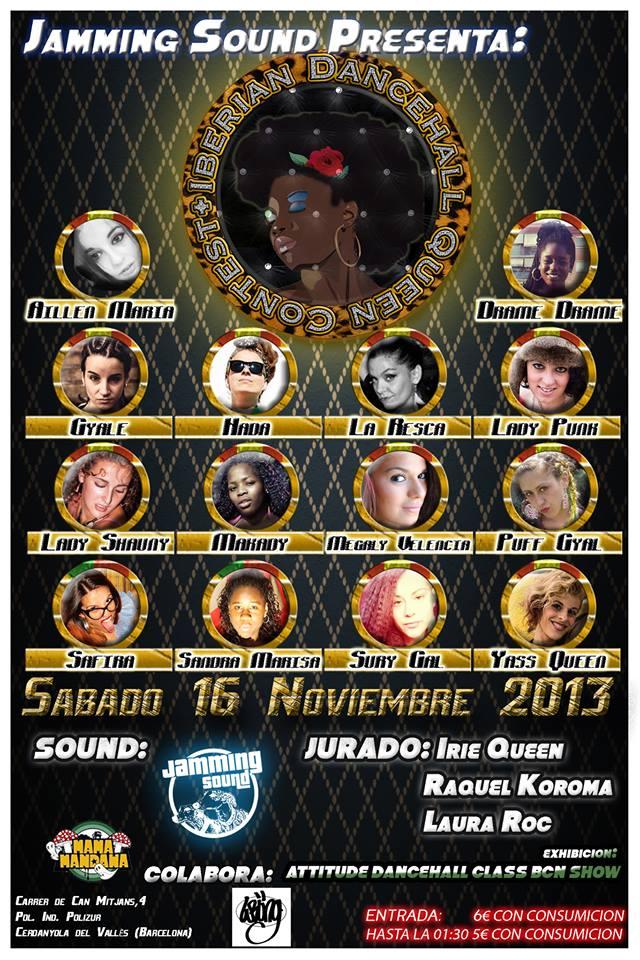 iberian Dancehall contest