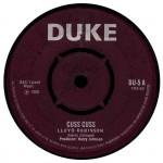 lloyd-robinson-cuss-cuss-duke
