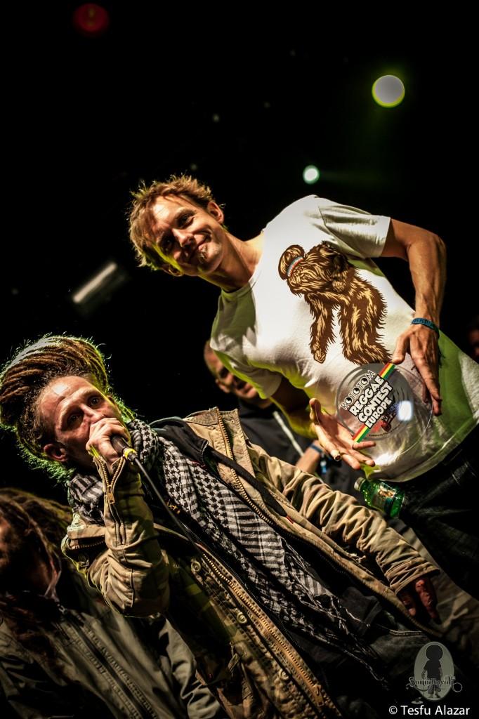 Dubheart, ganadores del Reggae Contest Europe 2013